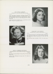 Abbot Academy - Circle Yearbook (Andover, MA) online yearbook collection, 1947 Edition, Page 28