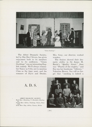 Abbot Academy - Circle Yearbook (Andover, MA) online yearbook collection, 1947 Edition, Page 58