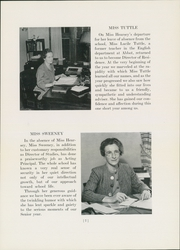 Abbot Academy - Circle Yearbook (Andover, MA) online yearbook collection, 1947 Edition, Page 9 of 80