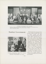 Abbot Academy - Circle Yearbook (Andover, MA) online yearbook collection, 1948 Edition, Page 46