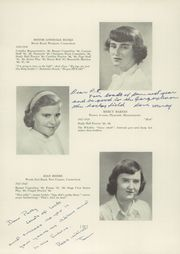Abbot Academy - Circle Yearbook (Andover, MA) online yearbook collection, 1949 Edition, Page 21