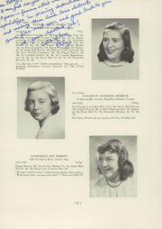 Abbot Academy - Circle Yearbook (Andover, MA) online yearbook collection, 1949 Edition, Page 29