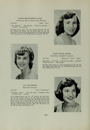 Abbot Academy - Circle Yearbook (Andover, MA) online yearbook collection, 1950 Edition, Page 32