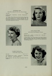 Abbot Academy - Circle Yearbook (Andover, MA) online yearbook collection, 1950 Edition, Page 34