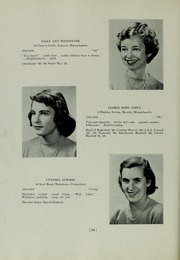Abbot Academy - Circle Yearbook (Andover, MA) online yearbook collection, 1950 Edition, Page 38