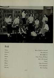 Abbot Academy - Circle Yearbook (Andover, MA) online yearbook collection, 1950 Edition, Page 41