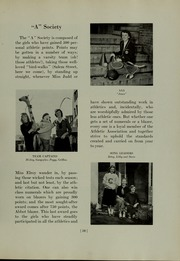 Abbot Academy - Circle Yearbook (Andover, MA) online yearbook collection, 1950 Edition, Page 63 of 104