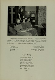 Abbot Academy - Circle Yearbook (Andover, MA) online yearbook collection, 1951 Edition, Page 19