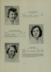 Abbot Academy - Circle Yearbook (Andover, MA) online yearbook collection, 1951 Edition, Page 21