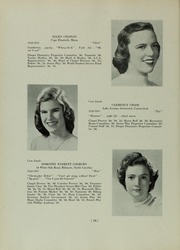 Abbot Academy - Circle Yearbook (Andover, MA) online yearbook collection, 1951 Edition, Page 22