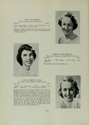 Abbot Academy - Circle Yearbook (Andover, MA) online yearbook collection, 1951 Edition, Page 24