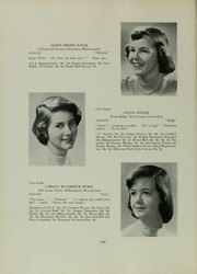 Abbot Academy - Circle Yearbook (Andover, MA) online yearbook collection, 1951 Edition, Page 26