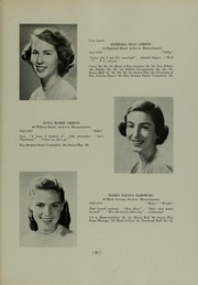 Abbot Academy - Circle Yearbook (Andover, MA) online yearbook collection, 1951 Edition, Page 27 of 100