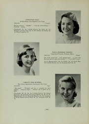 Abbot Academy - Circle Yearbook (Andover, MA) online yearbook collection, 1951 Edition, Page 28
