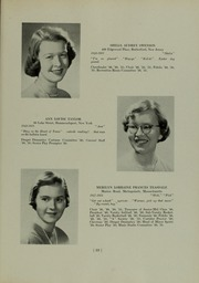 Abbot Academy - Circle Yearbook (Andover, MA) online yearbook collection, 1951 Edition, Page 37