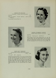 Abbot Academy - Circle Yearbook (Andover, MA) online yearbook collection, 1951 Edition, Page 38 of 100