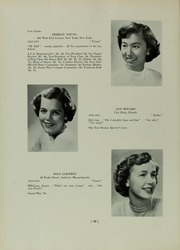 Abbot Academy - Circle Yearbook (Andover, MA) online yearbook collection, 1951 Edition, Page 40