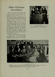 Abbot Academy - Circle Yearbook (Andover, MA) online yearbook collection, 1951 Edition, Page 57