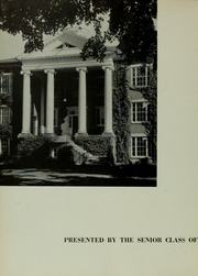 Abbot Academy - Circle Yearbook (Andover, MA) online yearbook collection, 1951 Edition, Page 6