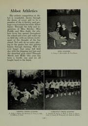 Abbot Academy - Circle Yearbook (Andover, MA) online yearbook collection, 1952 Edition, Page 59