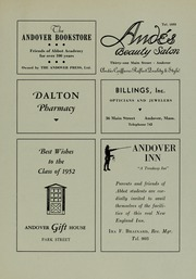 Abbot Academy - Circle Yearbook (Andover, MA) online yearbook collection, 1952 Edition, Page 73