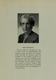 Abbot Academy - Circle Yearbook (Andover, MA) online yearbook collection, 1952 Edition, Page 9