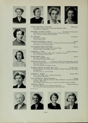 Abbot Academy - Circle Yearbook (Andover, MA) online yearbook collection, 1953 Edition, Page 14
