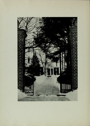 Abbot Academy - Circle Yearbook (Andover, MA) online yearbook collection, 1953 Edition, Page 6