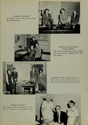 Abbot Academy - Circle Yearbook (Andover, MA) online yearbook collection, 1954 Edition, Page 15