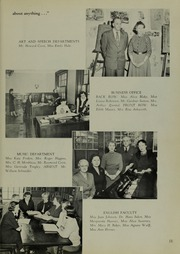 Abbot Academy - Circle Yearbook (Andover, MA) online yearbook collection, 1954 Edition, Page 17