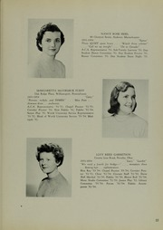 Abbot Academy - Circle Yearbook (Andover, MA) online yearbook collection, 1954 Edition, Page 27