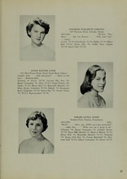 Abbot Academy - Circle Yearbook (Andover, MA) online yearbook collection, 1954 Edition, Page 31