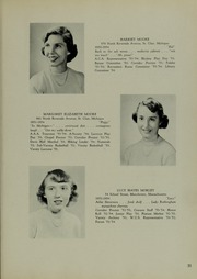 Abbot Academy - Circle Yearbook (Andover, MA) online yearbook collection, 1954 Edition, Page 35