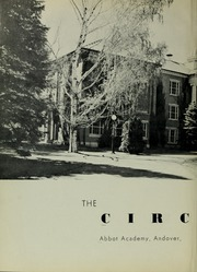Abbot Academy - Circle Yearbook (Andover, MA) online yearbook collection, 1954 Edition, Page 6