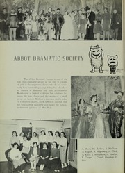 Abbot Academy - Circle Yearbook (Andover, MA) online yearbook collection, 1954 Edition, Page 68