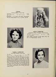 Abbot Academy - Circle Yearbook (Andover, MA) online yearbook collection, 1955 Edition, Page 22