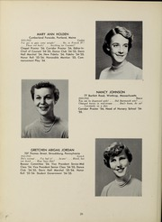 Abbot Academy - Circle Yearbook (Andover, MA) online yearbook collection, 1955 Edition, Page 30