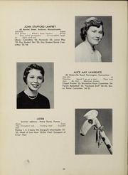Abbot Academy - Circle Yearbook (Andover, MA) online yearbook collection, 1955 Edition, Page 32
