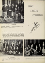 Abbot Academy - Circle Yearbook (Andover, MA) online yearbook collection, 1955 Edition, Page 70