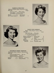 Abbot Academy - Circle Yearbook (Andover, MA) online yearbook collection, 1956 Edition, Page 21