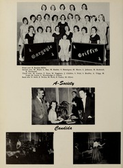 Abbot Academy - Circle Yearbook (Andover, MA) online yearbook collection, 1956 Edition, Page 42