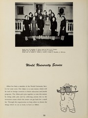 Abbot Academy - Circle Yearbook (Andover, MA) online yearbook collection, 1956 Edition, Page 62