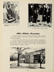 Abbot Academy - Circle Yearbook (Andover, MA) online yearbook collection, 1956 Edition, Page 66