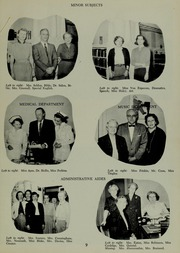Abbot Academy - Circle Yearbook (Andover, MA) online yearbook collection, 1958 Edition, Page 13