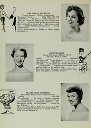 Abbot Academy - Circle Yearbook (Andover, MA) online yearbook collection, 1958 Edition, Page 38