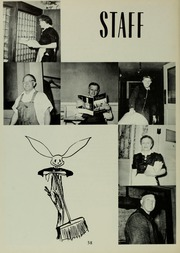 Abbot Academy - Circle Yearbook (Andover, MA) online yearbook collection, 1958 Edition, Page 62