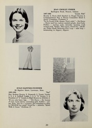Abbot Academy - Circle Yearbook (Andover, MA) online yearbook collection, 1959 Edition, Page 24