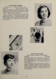 Abbot Academy - Circle Yearbook (Andover, MA) online yearbook collection, 1959 Edition, Page 37
