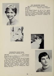 Abbot Academy - Circle Yearbook (Andover, MA) online yearbook collection, 1959 Edition, Page 40