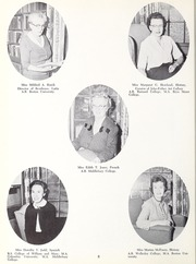 Abbot Academy - Circle Yearbook (Andover, MA) online yearbook collection, 1960 Edition, Page 12